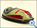 Vintage friction Racer Toy