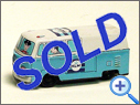 Vintage Tin Public Transport Toy