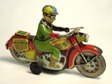 Super Star Motorcycle Toys