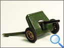 Vintage & Classic Military Tin Toy