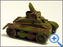 Antique Military Toy